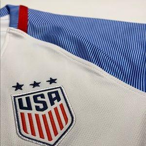 USWNT USA Soccer women Nike Jersey 3 star Medium